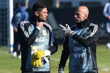 Sergio Romero'dan Arjantin'e kötü haber