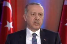 Erdoğan'dan Millet Bahçeleri müjdesi