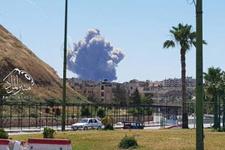 ABD Suriye'de İran üssünü vurdu! Çok sayıda yaralı var
