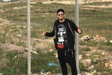 Bayburt'ta Hakan Çalhanoğlu izdihamı
