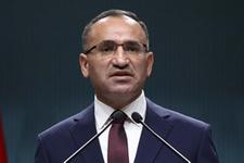 Bozdağ'dan İnce'ye TRT tepkisi
