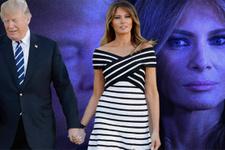 ABD basınından şoke eden iddia! Melania Trump kayıp mı?