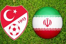 Türkiye İran maçı sonucu ve özeti