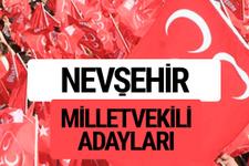 MHP Nevşehir milletvekili adayları 2018 YSK kesin listesi