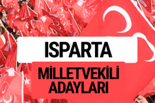 MHP Isparta milletvekili adayları 2018 YSK kesin listesi