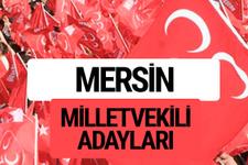 MHP Mersin milletvekili adayları 2018 YSK kesin listesi