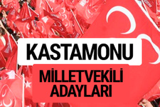MHP Kastamonu milletvekili adayları 2018 YSK kesin listesi