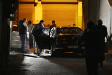 Polisin durdurmak istediği araçtan ateş açıldı