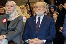 Temel Karamollaoğlu'nun İngiliz eşi ilk kez görüntülendi