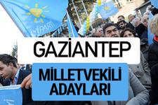 Gaziantep İyi Parti milletvekili adayları YSK kesin isim listesi