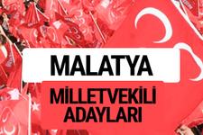 MHP Malatya milletvekili adayları 2018 YSK kesin listesi