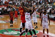 Pınar Karşıyaka'da basketbolculara uyarı