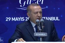 Recep Tayyip Erdoğan Çamlıca Camii'nin ne zaman açılacağını açıkladı!