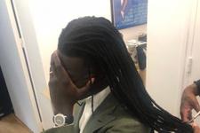 Gomis sözünü tuttu saçlarını kestirdi