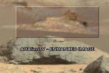 Dünya'yı şoke eden gelişme! Mars'ta bulunan Antik Mısır...