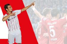 Fortuna Düsseldorf Kaan Ayhan'la uzattı