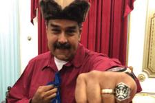 Maduro'dan Diriliş Ertuğrul çağrısı