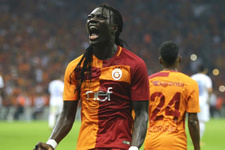 Gomis'ten Galatasaray itirafı