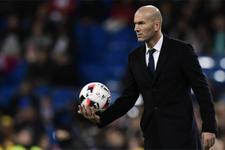Real Madrid'de Zidane görevinden istifa etti