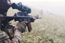 Giresun'da sıcak temas: PKK'ya ağır darbe!