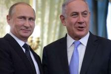 Rusya ile İsrail arasında Suriye trafiği