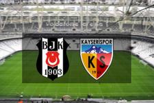 Beşiktaş  Kayserispor maçının günü değişti