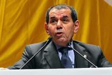Dursun Özbek Galatasaray'a başkan adayı olduğunu açıkladı