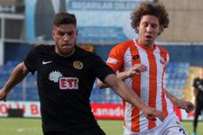 Eskişehirspor Adanaspor'a gol yağdırdı