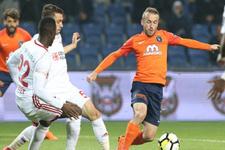 Medipol Başakşehir Demir Grup Sivasspor maçı sonucu ve özeti