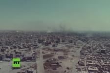 ABD ve YPG'nin gerçek yüzü Rakka'da ortaya çıktı