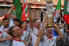 Rusya'da şampiyon Lokomotiv Moskova