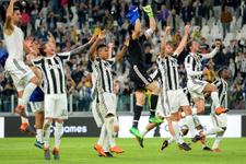 Juventus hata yapmadı puanı kaptı