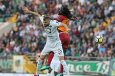 Akhisarspor - Galatasaray maçı golleri ve geniş özeti