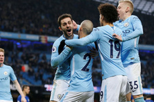 Manchester'da puanlar paylaşıldı!