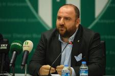 Bursasporlu yöneticiden Fenerbahçe maçına sert sözler