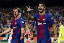 Barcelona namağlup şampiyonluğa koşuyor