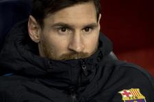 Lionel Messi devre arasında çıldırdı! Rezaletsin!