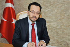 Rektör Cavit Bircan İnternethaber'e özel açıklamalarda bulundu