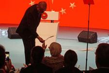 Cumhurbaşkanı Erdoğan'dan eşine büyük jest!