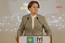 Meral Akşener'den 'borç silme' vaadi