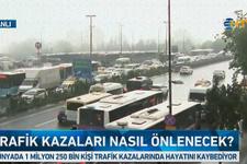 AK Partili vekil, canlı yayında kazalardan bahsederken kaza oldu!