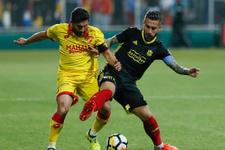 Göztepe Evkur Yeni Malatyaspor maçı fotoğrafları