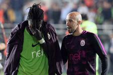 Bafetimbi Gomis'ten penaltı itirafı