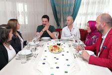 Yemekteyiz yeni yarışmacılar Nurcan kimdir Murat ve Anthony nereli?
