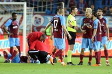 Trabzonspor'da 7 eksik Rıza Çalımbay'ı zora soktu