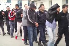 Sivas'ta fuhuş operasyonu! 10 kişi gözaltına alındı