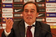 Yıldırım Demirören'den UEFA açıklaması