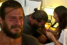 Survivor'da mutluluk gözyaşları! Hakan'ın eşi Gizem öyle bir haber verdi ki...