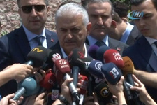 Başbakan Yıldırım: 'Önemli bir iş adamını kaybetmenin üzüntüsünü yaşıyorum'