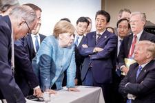 Trump'a posta koyan liderler! Merkel dışındakiler bakın kim?